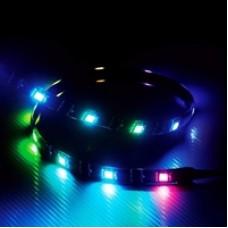 Akasa Vegas 0.6m Magnetic Addressable RGB LED Light Strip