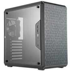 Cooler Master MasterBox Q500L Mid Tower 2 x USB 3.0 Acrylic Side Window Panel Black Case
