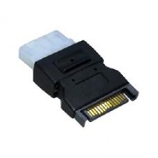 4-Pin Molex (F) to SATA Power (M) OEM Internal Adapter