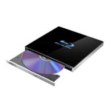LiteOn EB1 Black Ultra Slim External USB 3.0 UHD 4K Blu-Ray/DVD Writer