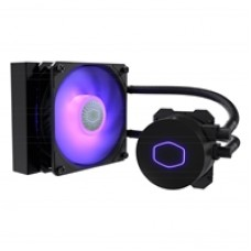 Cooler Master MasterLiquid ML120L V2 RGB Universal Socket 120mm PWM 1800RPM RGB LED AiO Liquid CPU Cooler