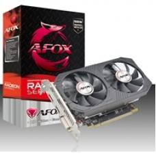 AFOX AMD Radeon RX550 4GB GDDR5 Dual Fan Full Height Graphics Card