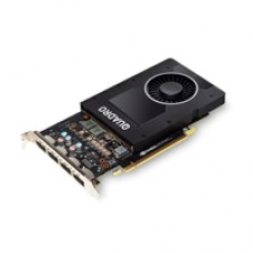 PNY NVIDIA Quadro P2200 5GB GDDR5X  PCIe 3.0 x16 - 4 x DisplayPort - Graphics card