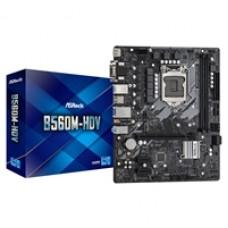ASRock B560M-HDV Intel Socket 1200 Micro ATX HDMI/DVI-D/VGA M.2 USB 3.2 Gen1 Motherboard