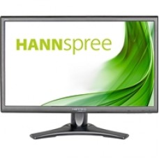 "Hannspree HP225PJBRSW 21.5""  Display Port / HDMI / VGA Speakers  Height Adjust Black Monitor"