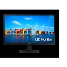 "Samsung LS22A330NHUXEN 22"" Full HD Widescreen D-Sub/HDMI Black Monitor"