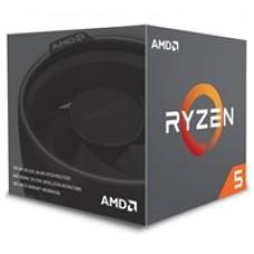 AMD Ryzen 5 2600 3.4 GHz Six Core AM4 Socket Overclockable Processor