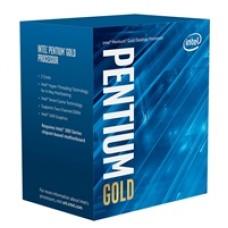 Intel Pentium Gold G6405 Dual Core 4.1GHz 1200 Comet Lake Socket Processor With Heat Sink Fan