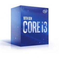 Intel i3 10100 Comet Lake Four Core 3.6GHz 1200 Socket Processor with Heat Sink Fan