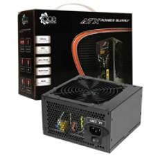 ACE A-500BR 500W 120mm Black Silent Fan PSU