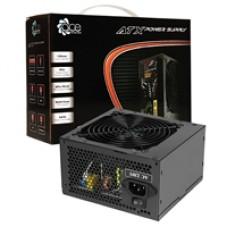 ACE A-600BR 600W 120mm Black Silent Fan PSU