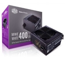 Cooler Master MWE White V2 400W 230V 120mm HDB Fan 80 PLUS White PSU