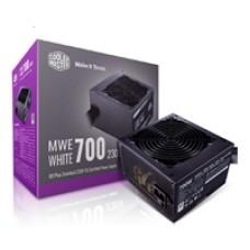 Cooler Master MWE White V2 700W 230V 120mm HDB Fan 80 PLUS White PSU