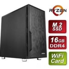 Antec AMD 5700G 3.8GHZ 8 Core 16GB RAM 1TB M.2 Wi-Fi - Pre-Built System