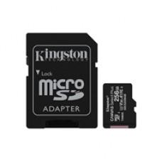 Kingston Canvas Select Plus 256GB Micro SD UHS-I Flash Card