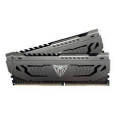 Patriot Viper Steel DDR4 16GB (2 x 8GB) 3600MHz Kit w/Gunmetal Grey heatshield