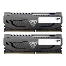 Patriot Viper Steel DDR4 16GB (2 x 8GB) 4000MHz Kit w/Gunmetal Grey heatshield