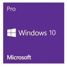Microsoft Windows 10 Professional 64bit English OEI DVD Operating Software